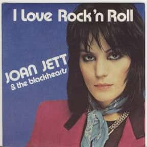 I Love Rock 'n' Roll is listed (or ranked) 21 on the list The Best Pop Songs Of The '80s, Ranked