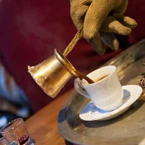 Turkish Coffee is listed (or ranked) 8 on the list How Do You Take Your Coffee?