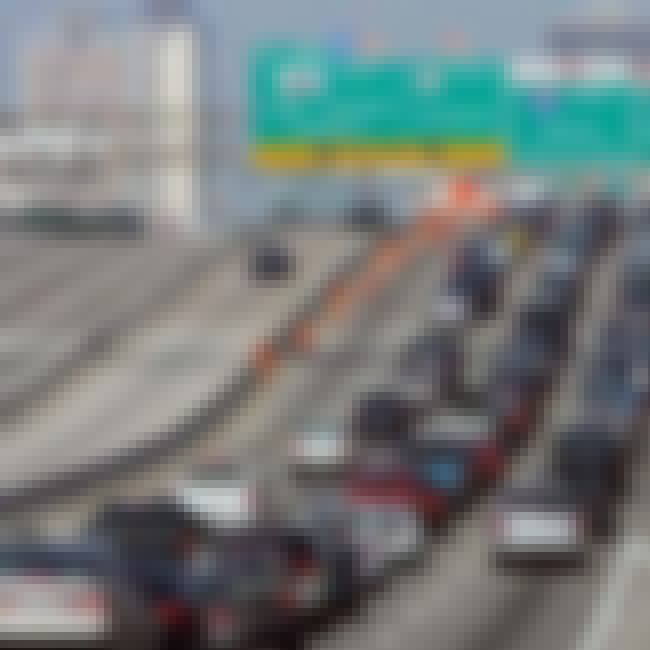 North of Houston is listed (or ranked) 6 on the list The 7 Longest Traffic Jams in History