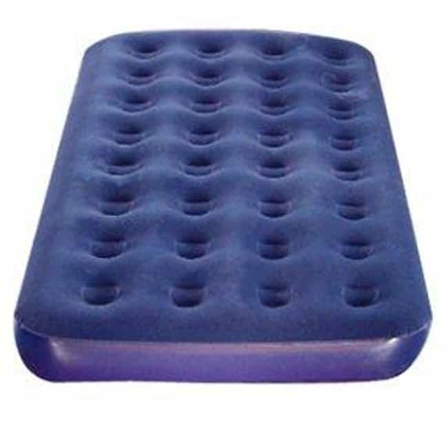 Air Mattress is listed (or ranked) 2 on the list Types of Beds