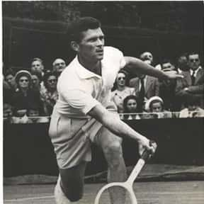 Budge Patty is listed (or ranked) 11 on the list The Best Men's Tennis Players of the 1950s