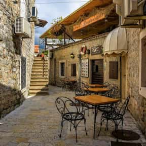 Budva is listed (or ranked) 21 on the list The Best Spring Break Destinations