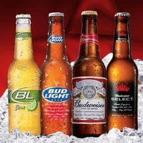 Budweiser is listed (or ranked) 7 on the list The Best Beer Brands