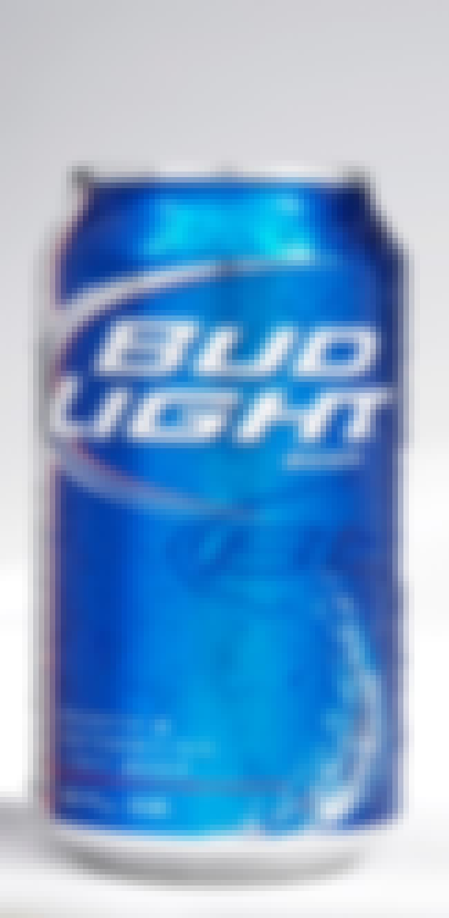 Bud Light is listed (or ranked) 1 on the list What Does Your Beer Say About You?