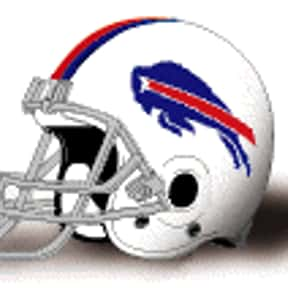 Bills is listed (or ranked) 15 on the list The Best Current NFL Helmets