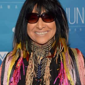 Buffy Sainte-Marie is listed (or ranked) 23 on the list List of Famous Visual Artists