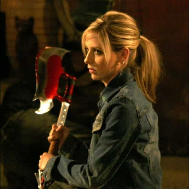 Buffy Summers is listed (or ranked) 3 on the list The Coolest Fictional Characters from Los Angeles