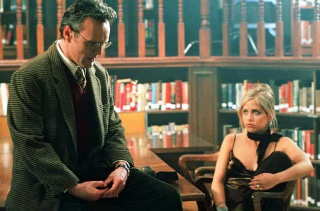 Buffy the Vampire Slayer is listed (or ranked) 4 on the list 14+ Amazing Spin-Off TV Series That Almost Happened