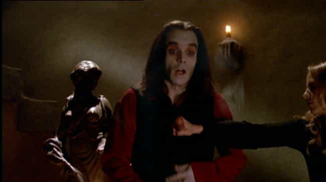 Buffy the Vampire Slayer is listed (or ranked) 3 on the list The Lamest Movie and TV Draculas Ever