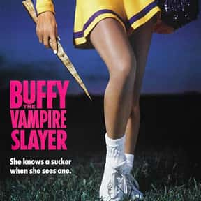 Buffy the Vampire Slayer is listed (or ranked) 5 on the list The Greatest Supernatural & Paranormal Teen Films