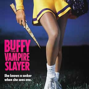 Buffy the Vampire Slayer is listed (or ranked) 20 on the list The Best PG-13 Horror Movies