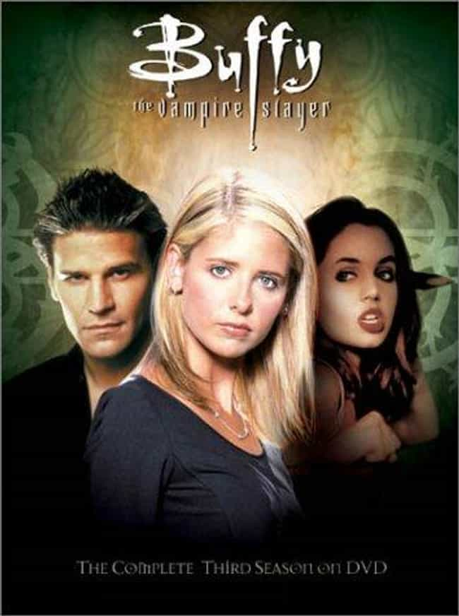 Buffy the Vampire Slayer Seaso... is listed (or ranked) 1 on the list The Best Seasons of Buffy The Vampire Slayer