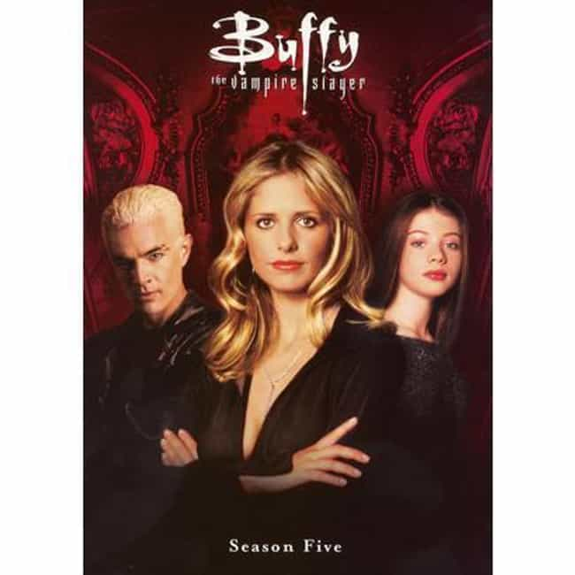 Buffy the Vampire Slayer Seaso... is listed (or ranked) 3 on the list The Best Seasons of Buffy The Vampire Slayer