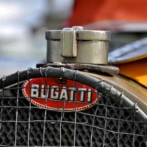 Bugatti is listed (or ranked) 14 on the list The Best Car Manufacturers Of All Time, Ranked