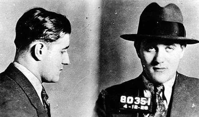Bugsy Siegel is listed (or ranked) 2 on the list 9 Utterly Bizarre Facts About Famous Gangsters