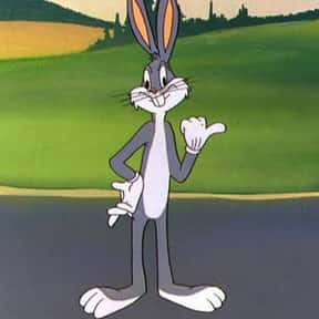 Bugs Bunny is listed (or ranked) 7 on the list The Funniest TV Characters of All Time