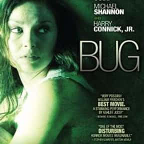 Bug is listed (or ranked) 1 on the list The Best Michael Shannon Movies