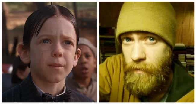 Bug Hall is listed (or ranked) 1 on the list The Hottest Celebrity Lumbersexuals