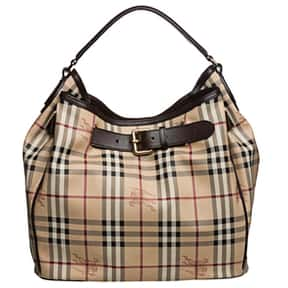 Burberry is listed (or ranked) 9 on the list The Best Purse Designers