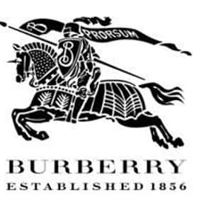Burberry is listed (or ranked) 10 on the list List of Fashion Design Companies