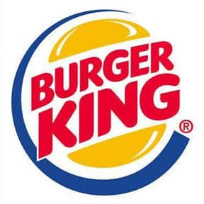 Burger King is listed (or ranked) 19 on the list The Best Fast Food Chains