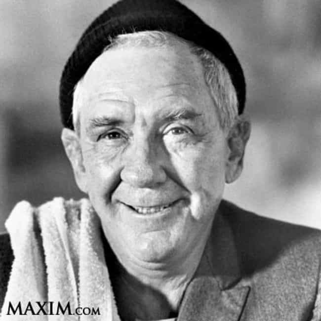 Burgess Meredith is listed (or ranked) 2 on the list Famous People Who Died of Skin Cancer