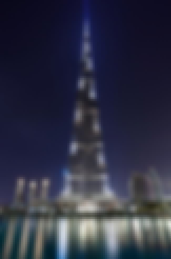 Burj Khalifa is listed (or ranked) 8 on the list The 60 Greatest Architectural Marvels On Earth