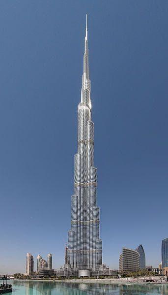 Random Tallest Buildings in the World