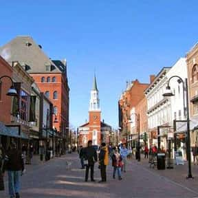 Burlington is listed (or ranked) 9 on the list The Best Places to Raise a Family in the US