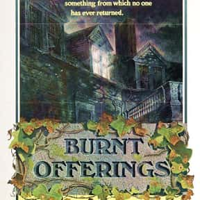 Burnt Offerings is listed (or ranked) 6 on the list The Best Bette Davis Movies