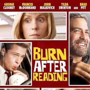 Burn After Reading is listed (or ranked) 23 on the list The Best Brad Pitt Movies