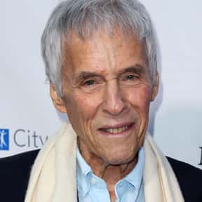 Burt Bacharach is listed (or ranked) 11 on the list Famous Only Children