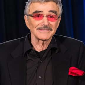 Burt Reynolds is listed (or ranked) 5 on the list The F.B.I. Cast List