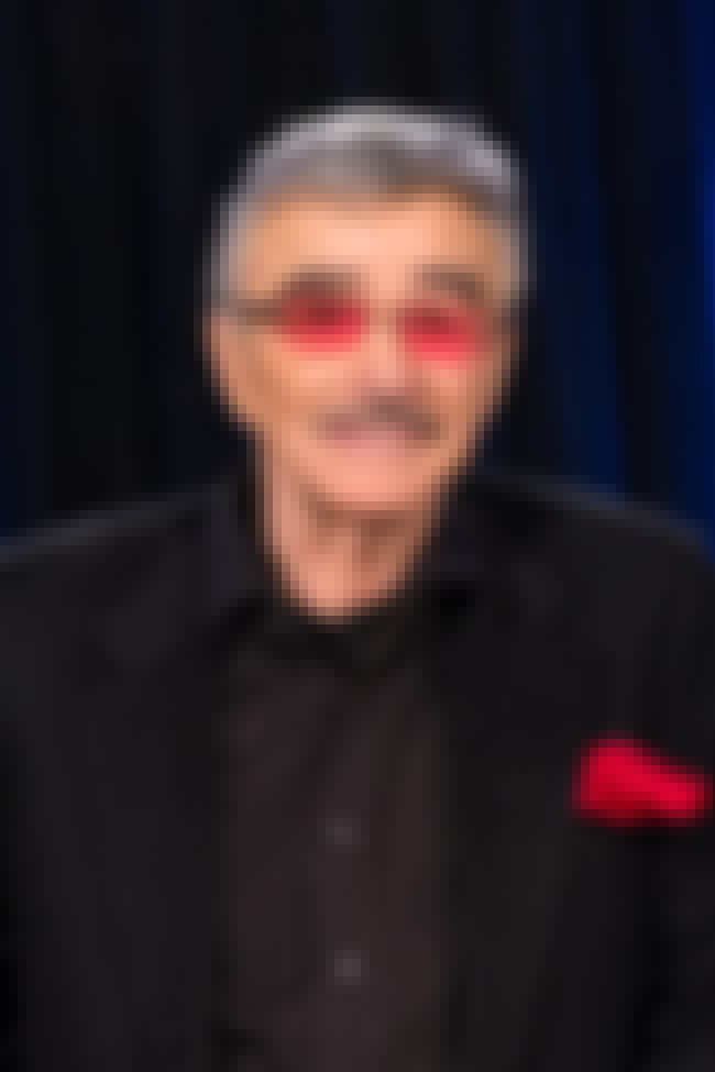Burt Reynolds is listed (or ranked) 3 on the list Celebrities Who Died In 2018