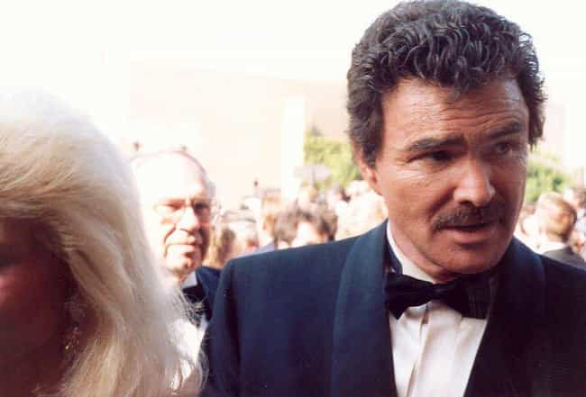 Burt Reynolds is listed (or ranked) 4 on the list 18 Celebrities Who Have Been in a Coma