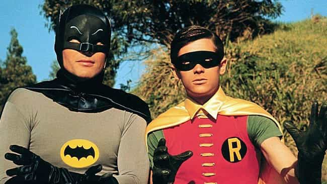 Burt Ward is listed (or ranked) 4 on the list The Best Actors Who Played Robin