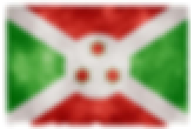 Burundi is listed (or ranked) 6 on the list The Countries In Africa