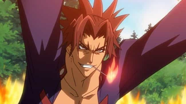 Buso Renkin is listed (or ranked) 4 on the list 14 Random Anime You Completely Forgot Existed