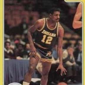 Butch Carter is listed (or ranked) 25 on the list The Best Indiana Pacers Small Forwards of All Time