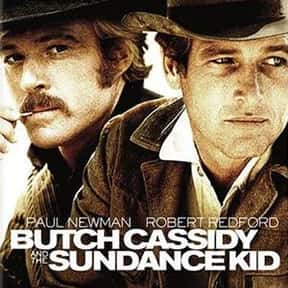 Butch Cassidy and the Sundance is listed (or ranked) 1 on the list Maxim's Greatest Guy Movies Ranked by Fans