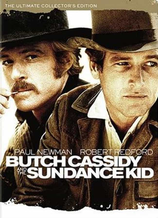 Butch Cassidy and the Sundance... is listed (or ranked) 2 on the list Paul Newman Western Roles
