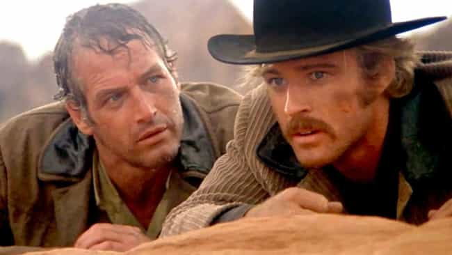 Butch Cassidy and the Su... is listed (or ranked) 4 on the list Wild West Movies That Are Probably More Fun Than Going Out On A Friday Night