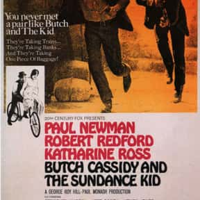 Butch Cassidy and the Sundance is listed (or ranked) 4 on the list The Best Oscar-Nominated Movies of the 1960s