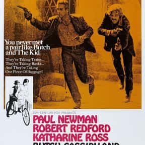 Butch Cassidy and the Sundance is listed (or ranked) 10 on the list The Best Western Movies Ever Made