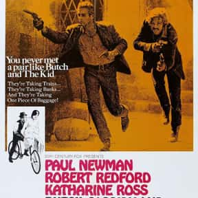 Butch Cassidy and the Sundance is listed (or ranked) 3 on the list The Best Movies of the '60s
