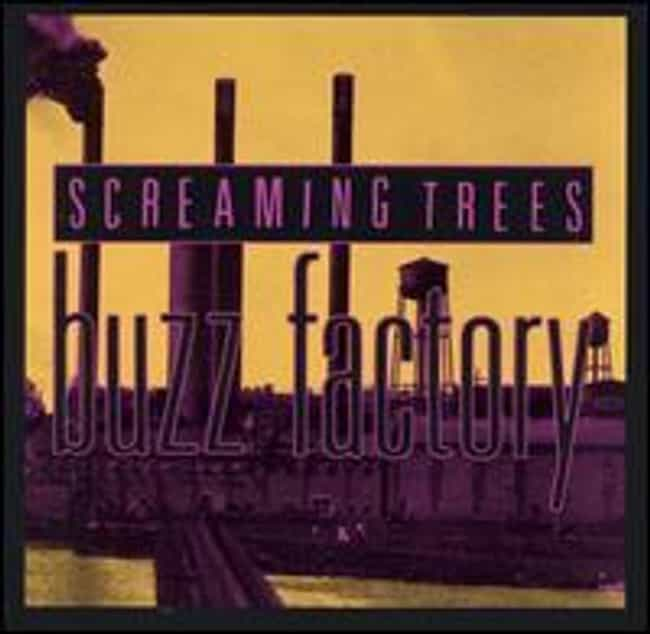 Buzz Factory is listed (or ranked) 4 on the list The Best Screaming Trees Albums