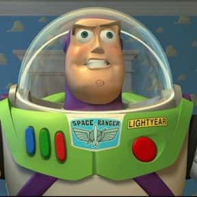 Buzz Lightyear is listed (or ranked) 7 on the list The Most Memorable Film Sidekicks Ever