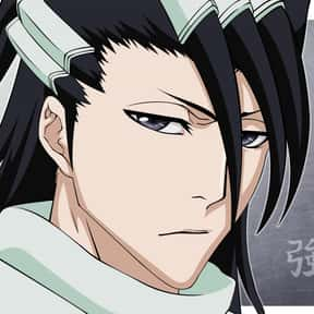 Byakuya Kuchiki is listed (or ranked) 8 on the list The Best Anime Swordsman of All Time