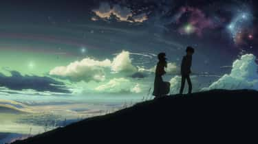 5 Centimeters Per Second is listed (or ranked) 2 on the list 12 Anime To Watch For Unique And Gorgeous Animation
