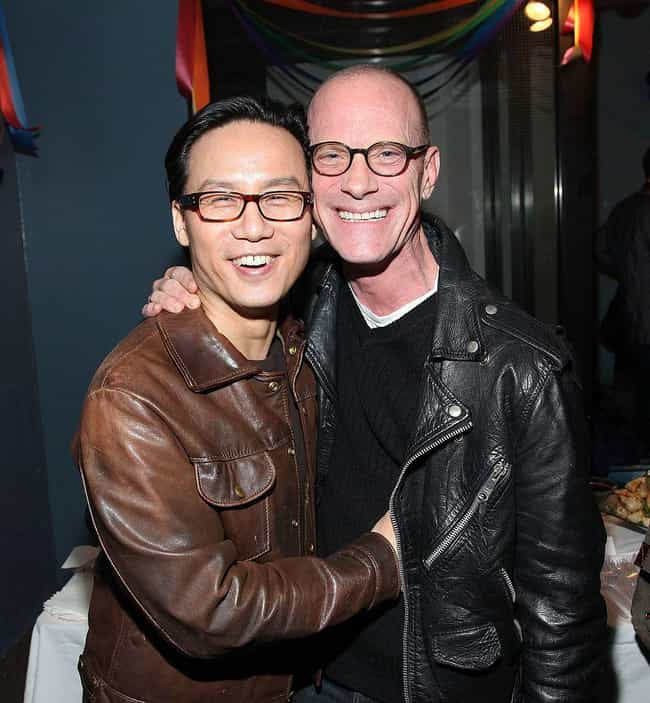 BD Wong is listed (or ranked) 4 on the list List of Gay Asian Celebrities